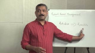 Lecture Series III - Results Based Management