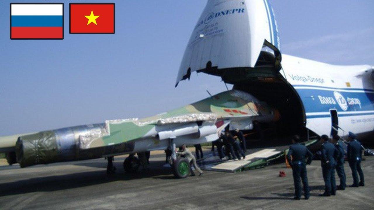 Người VN đầu tiên được đi trên máy bay vận tải cơ An-124 để đưa khí tài quân sự về Nước