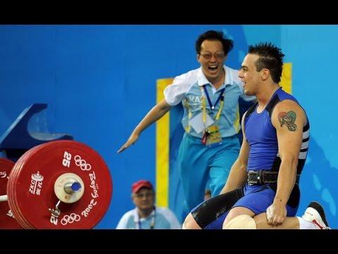Тяжелая атлетика  Чемпионат Мира (15.11.2014)\\ ИЛЬЯ ИЛЬИН\\ 3 Мировой рекорда