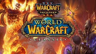 Warcraft 3 | WoW Dungeons Classic