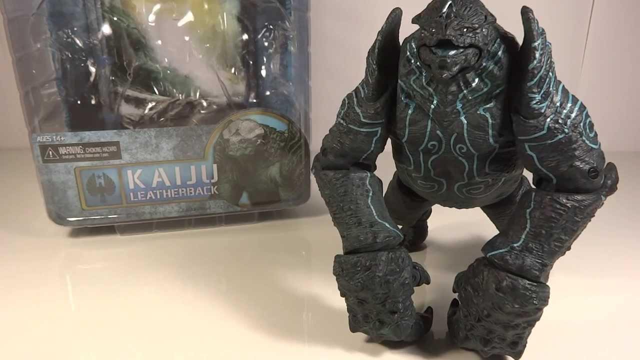 Pacific Rim Kaiju Leatherback NECA Series 2 Toy Review ...