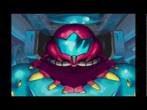 Let's Play Metroid Fusion - Episode 1 - All Fear The Goop!