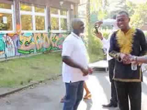Ghana Dynamic International Club., Hamburg Germany Branch BBQ 2013 Part 4
