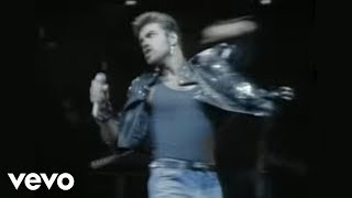 Watch George Michael Monkey video