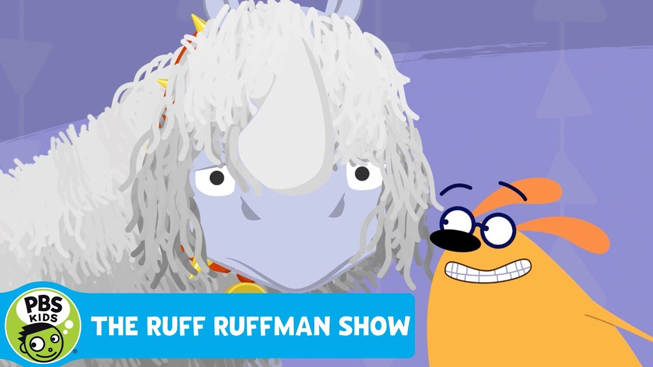 THE RUFF RUFFMAN SHOW | Pet-Sitting Tip #4: A Dry Pet is a Happy Pet | PBS KIDS