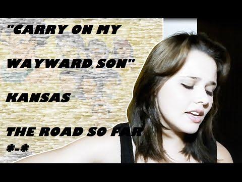 Carry On My Wayward Son - Kansas (Cover) Delly Rysdyk