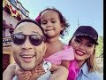 Chrissy Teigen and John Legend Celebrate Luna's Birthday Disneyland