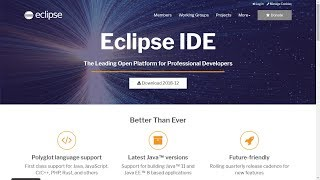 Gambar cover How to Install Eclipse IDE 2018-12 on Windows