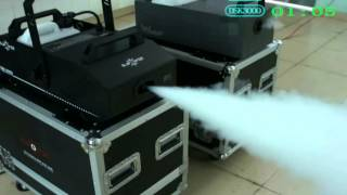 DSK-3000   heavy fog machine