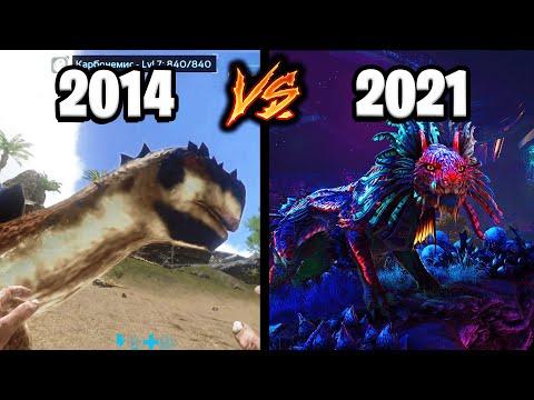 Evolution of Ark:
