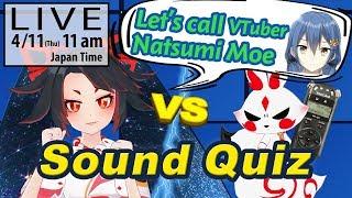 【LIVE】Sound Quiz! Miya vs Kokon
