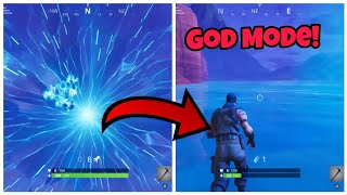 Become Invincible Using This God Mode Glitch (New) Fortnite Glitches Season 5 PS4/Xbox 2018
