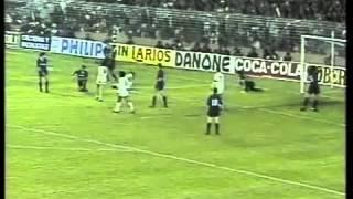 1985-1986 Coppa UEFA - Real Madrid v Inter 3-1 / 5-1 dts