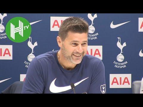 Mauricio Pochettino: I'm really really really really really happy!