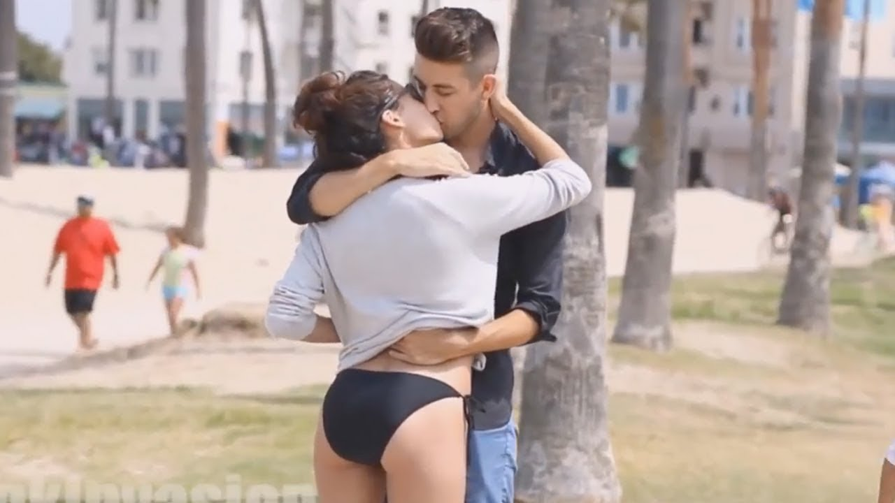 KISSING PRANK GONE HOME   YOU MUST WATCH THIS!😈