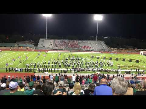 Waxahachie High School Marching Band - The Conquest - September 2018
