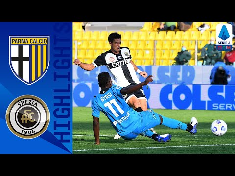 Parma Spezia Goals And Highlights