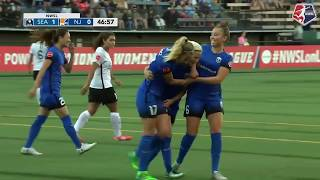 Download Highlights: Megan Rapinoe's hat trick gives Seattle 5-4 win over Sky Blue FC Mp3 and Videos