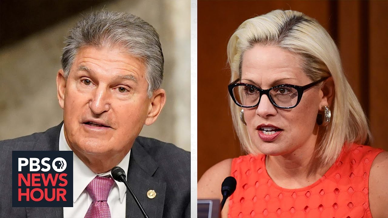 The Fate of Voting-Rights Legislation Lies With Joe Manchin