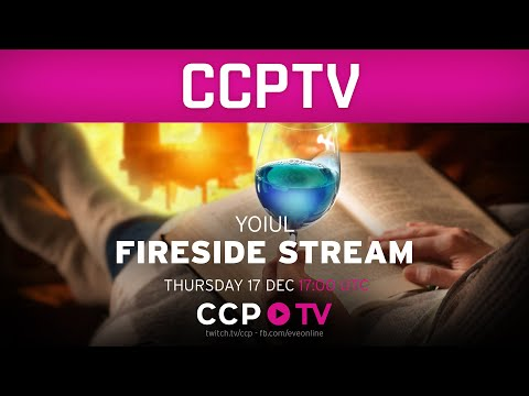 CCPTV Fireside chat 2020 w. CCP Hellmar and CCP Burger