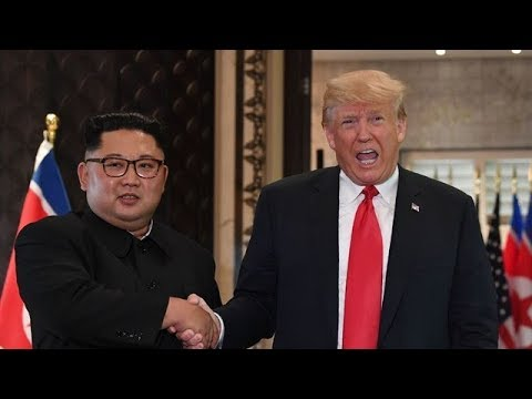 Trump: Kim Jong Un Wrote Me 'Beautiful Love Letters'