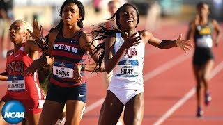 Women's 800m at 2019 NCAA Outdoor Track and Field Championship