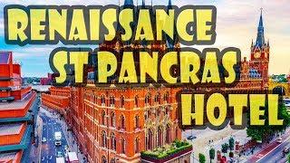 St Pancras Renaissance Hotel in London DETAILED Review