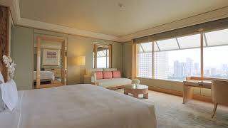 Elevated Kallang Room at The Ritz-Carlton, Millenia Singapore