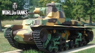World of Tanks:Чехословакия - LT vz 35