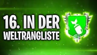 16. DER WELTRANGLISTE! 🏆 | Fortnite: Battle Royale