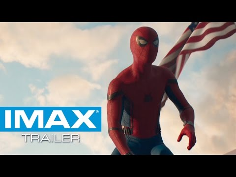 Spider-Man: Homecoming IMAX® Trailer #2