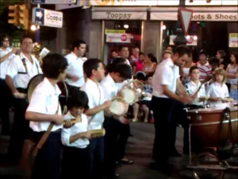 UNIÓN MUSICAL DE JACARILLA - Orihuela 2012.