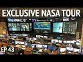 Exclusive NASA Tour of International Space Station Mock-up