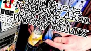 David Guetta feat. Akon - Sexy bitch (Wbwoy REMIX)