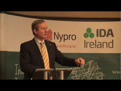 Nypro - new Life Sciences operation in Waterford from IDA Ireland