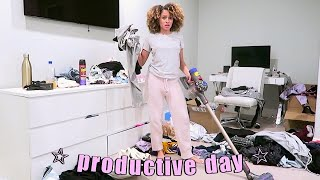 ☆ A PRODUCTIVE DAY WITH ME!