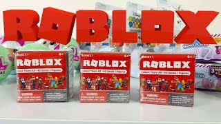 Roblox Blind Box Opening Series 1