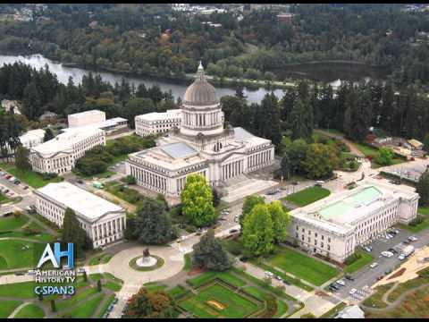 C-SPAN Cities Tour - Olympia: Washington State Capitol