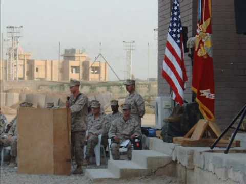 2nd Battalion 5th Marines Echo Company QRF Ramadi, Iraq