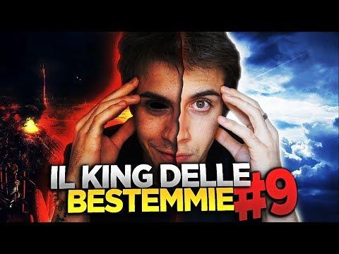 IL KING DELLE BESTEMMIE 9 - 101% PURA BLASFEMIA