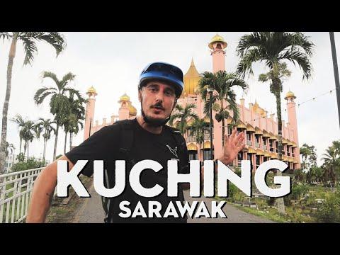 EXPLORING BORNEO | Historical Kuching on Bicycle thumbnail
