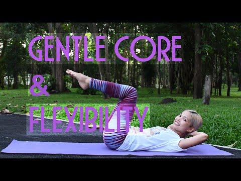 Perfect Gentle Core & Flexibility Pilates Workout
