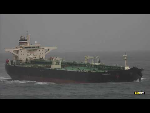 First Tanker to Lift Guyana's Oil