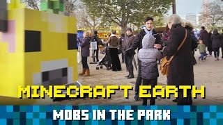 Minecraft Earth: Mobs in the Park