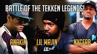Battle of Tekken Legends! Lil Majin, Anakin, and NYC Fab!