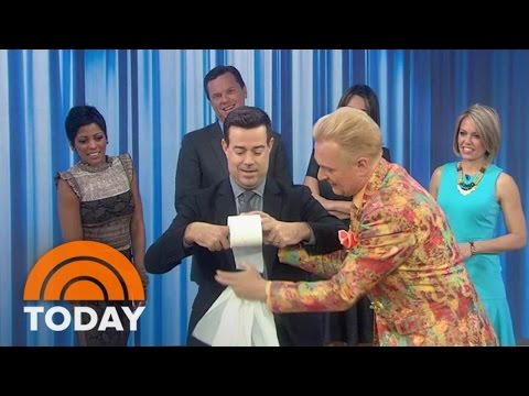 Illusionist 'The Trickster' Makes April Fools Out of Anchors | TODAY