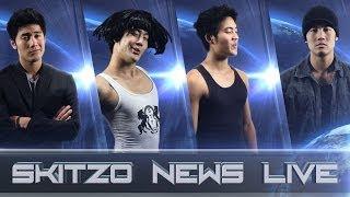 Skitzo News Live!