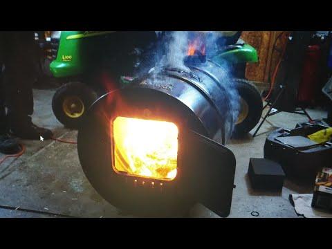 DIY Garage Heater