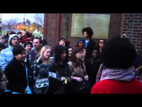 New England Marxism Conference Solidarity Rally for Occupy