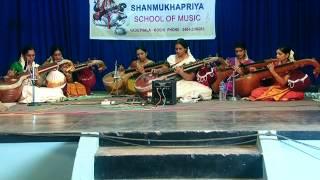 Bhoshambo-Revathi-Adi-Dayananda Saraswathi Bhajan-Anuradha Mahesh